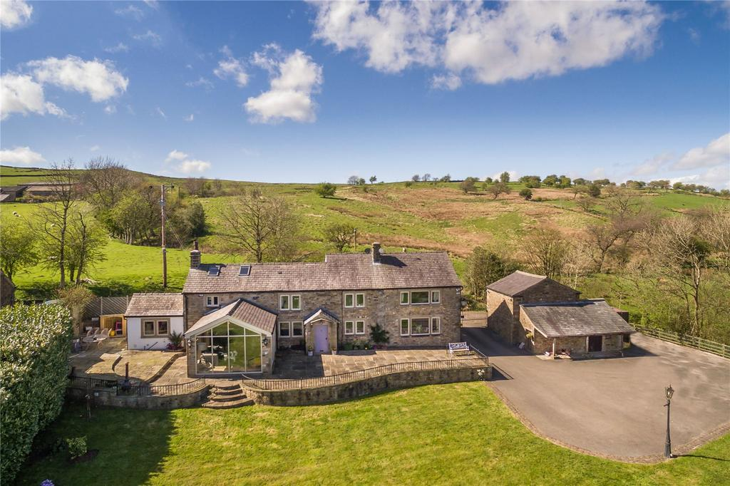 5 Bedrooms Unique Property for sale in Smalden Lane, Grindleton, Clitheroe, Lancashire, BB7