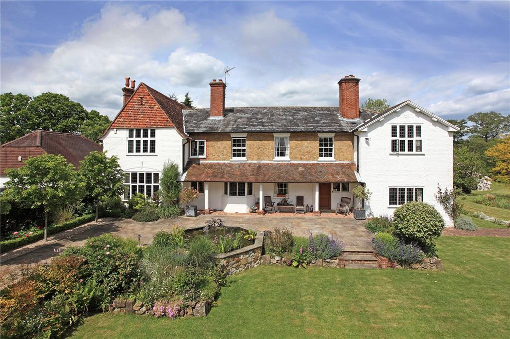 7 Bedrooms Detached House for sale in Ide Hill Road, Four Elms, Edenbridge, Kent, TN8