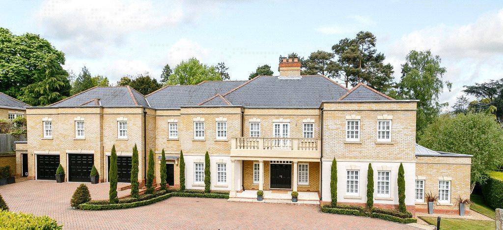 6 Bedrooms Detached House for sale in Kings Warren, Oxshott, Surrey, KT22
