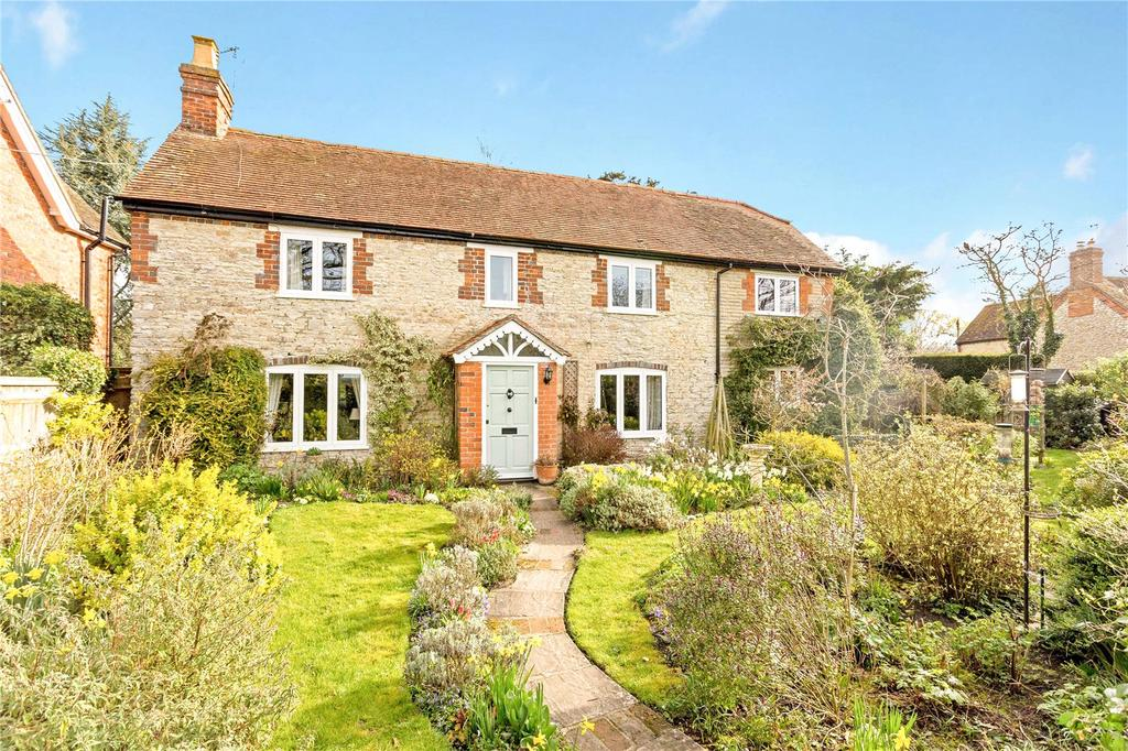 3 Bedrooms Detached House for sale in Hammer Lane, Warborough, Wallingford, Oxfordshire, OX10
