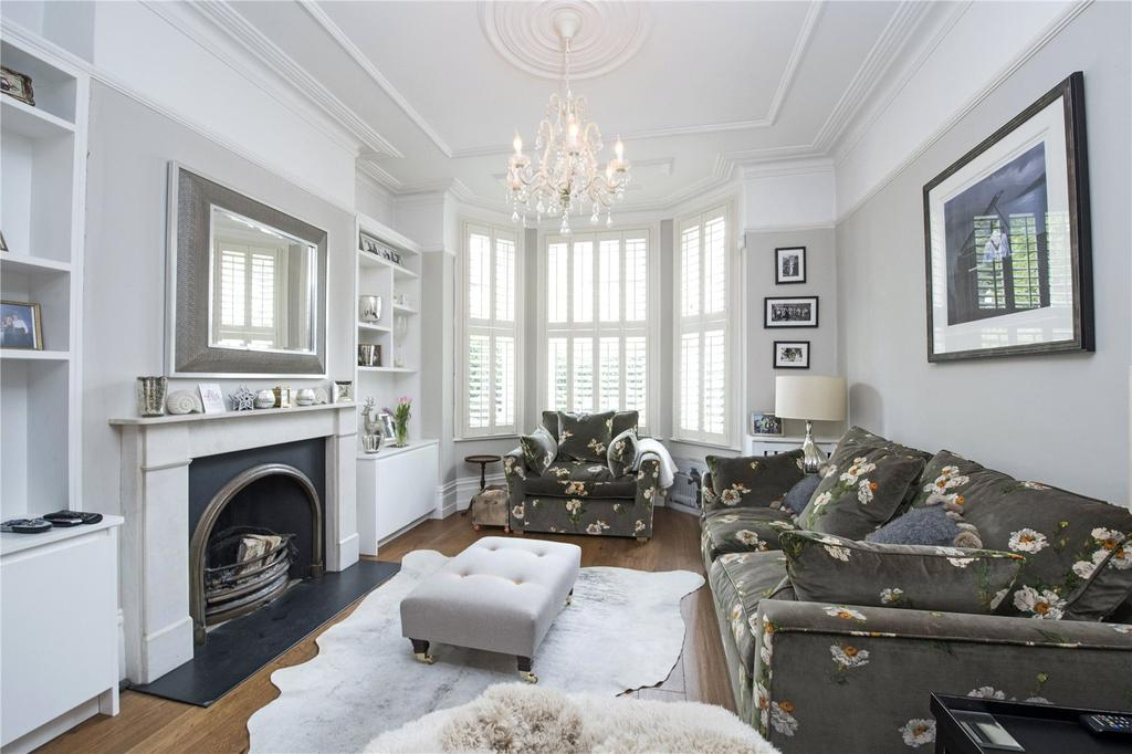 4 Bedrooms Terraced House for sale in Melody Road, Wandsworth, London, SW18