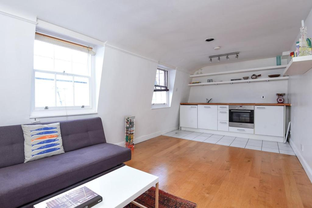 1 Bedroom Flat for sale in Trinity Street, Borough