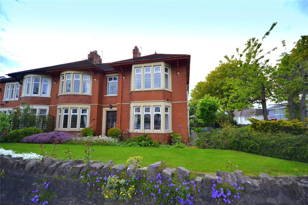 5 Bedrooms Semi Detached House for sale in Cyncoed Road, Cyncoed, Cardiff, CF23