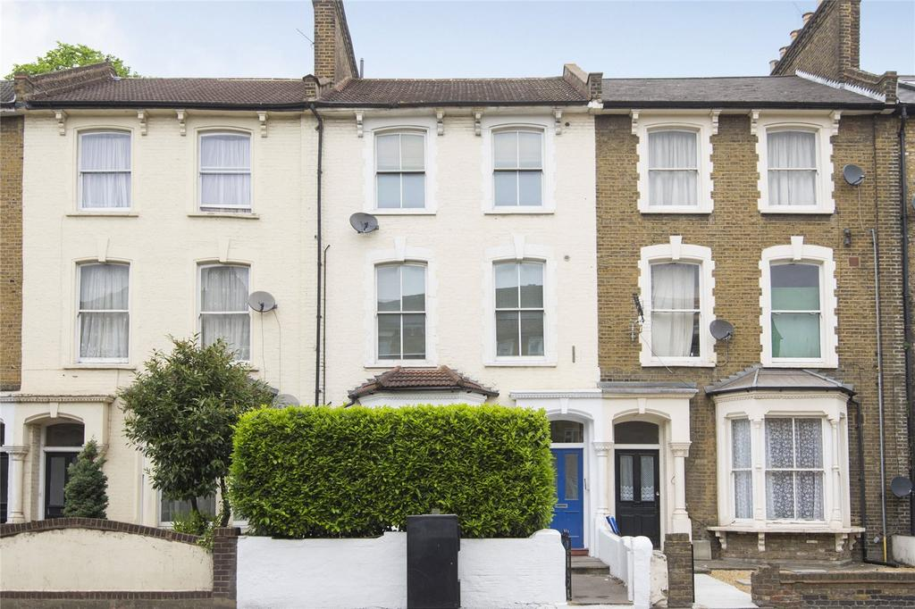 3 Bedrooms Flat for sale in Graham Road, London, E8
