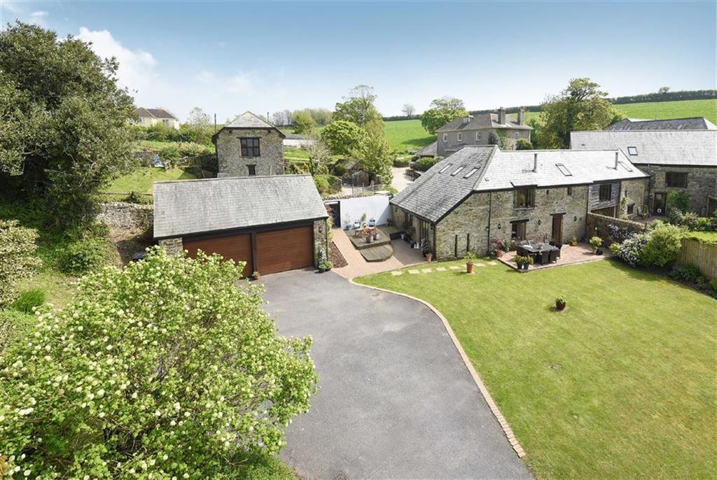 4 Bedrooms Semi Detached House for sale in Sorley, Kingsbridge, Devon, TQ7