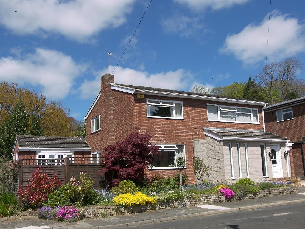 4 Bedrooms Detached House for sale in Cottinglea, Morpeth