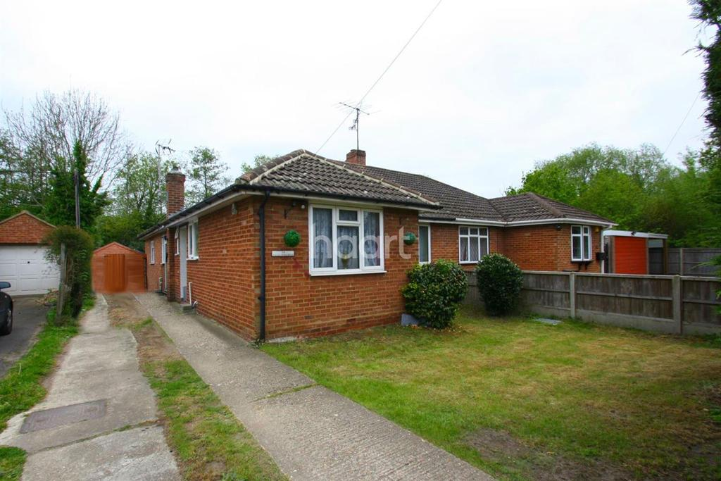 3 Bedrooms Bungalow for sale in Coleford Bridge Road