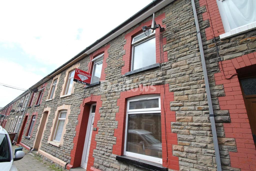 3 Bedrooms Terraced House for sale in Mary Street, Trethomas