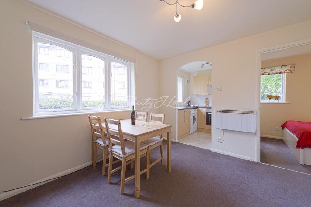 1 Bedroom Flat for sale in Bridge Meadows, SE14