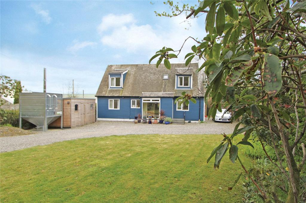 4 Bedrooms Detached House for sale in Lismore, Balmaha, Glasgow