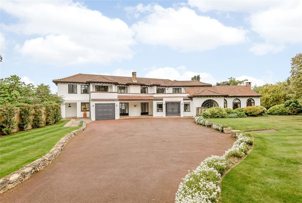 5 Bedrooms Detached House for sale in Village Road, Denham Village, Buckinghamshire