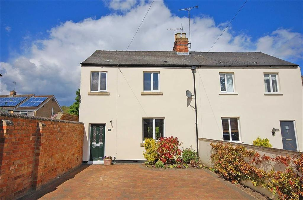 3 Bedrooms Semi Detached House for sale in East End Road, Charlton Kings, Cheltenham, GL53