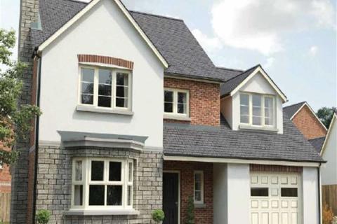 4 bedroom detached house for sale - Spencer Close, Glenfield