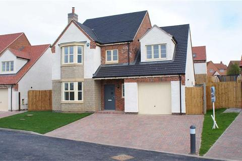 4 bedroom detached house for sale - Spencer Close (Plot 3), Glenfield