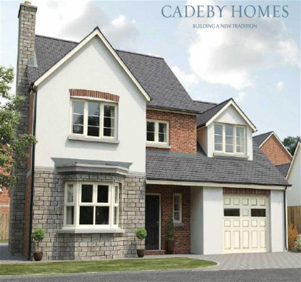 New Build Homes Glenfield