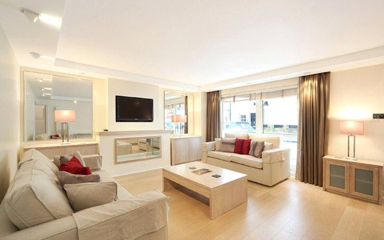 1 Bedroom Flat for sale in Whaddon House, William Mews, Knightsbridge