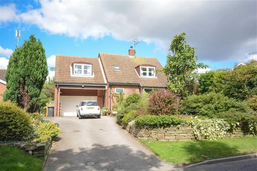 4 Bedrooms Detached House for sale in Church Hill, Plumtree