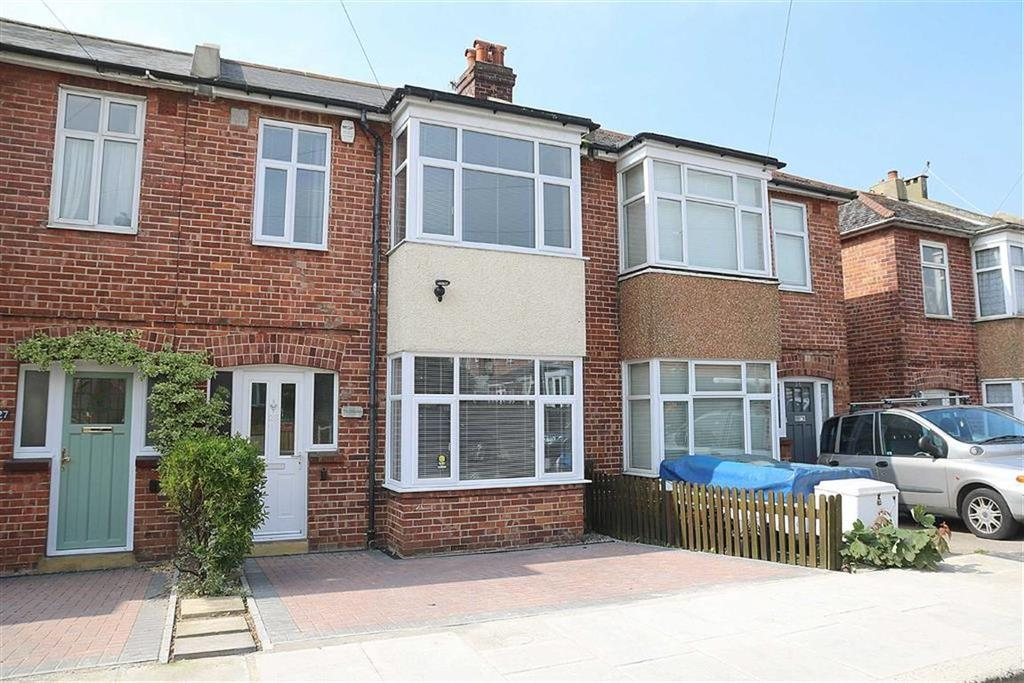 3 Bedrooms Terraced House for sale in Elphinstone Avenue, Hastings