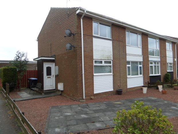 2 Bedrooms Ground Flat for sale in MITFORD DRIVE, SHERBURN VILLAGE, DURHAM CITY : VILLAGES EAST OF