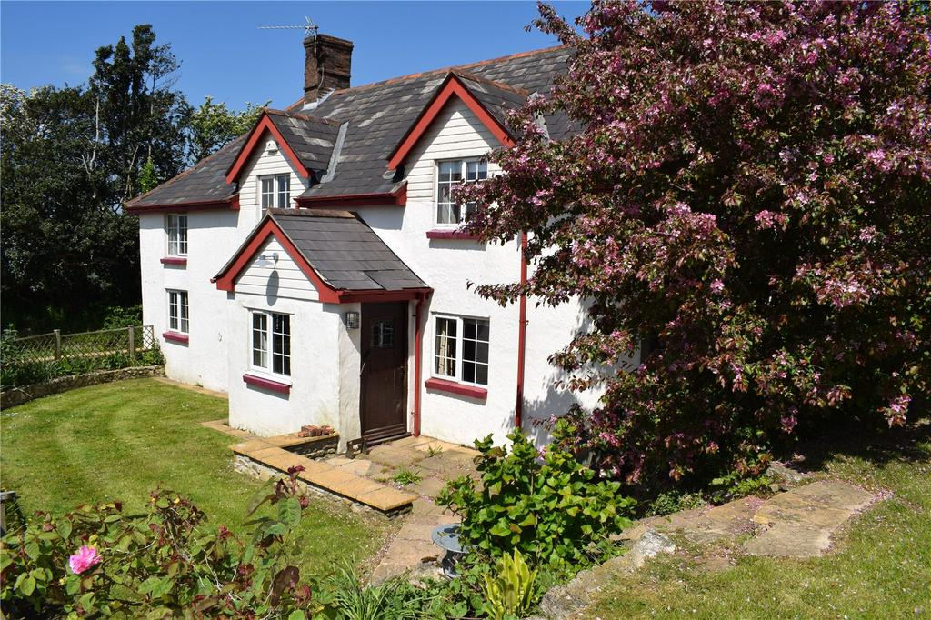 4 Bedrooms Detached House for sale in Morcombelake, Bridport, Dorset