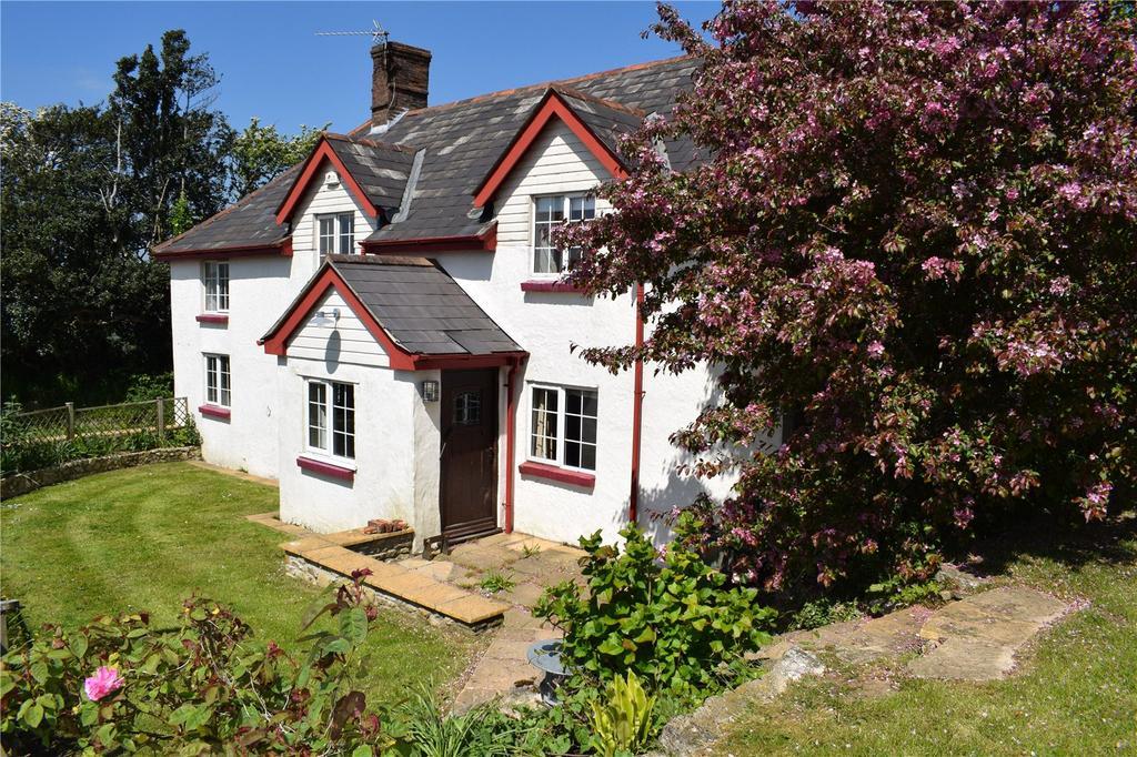 4 Bedrooms Detached House for sale in Morcombelake, Bridport, Dorset