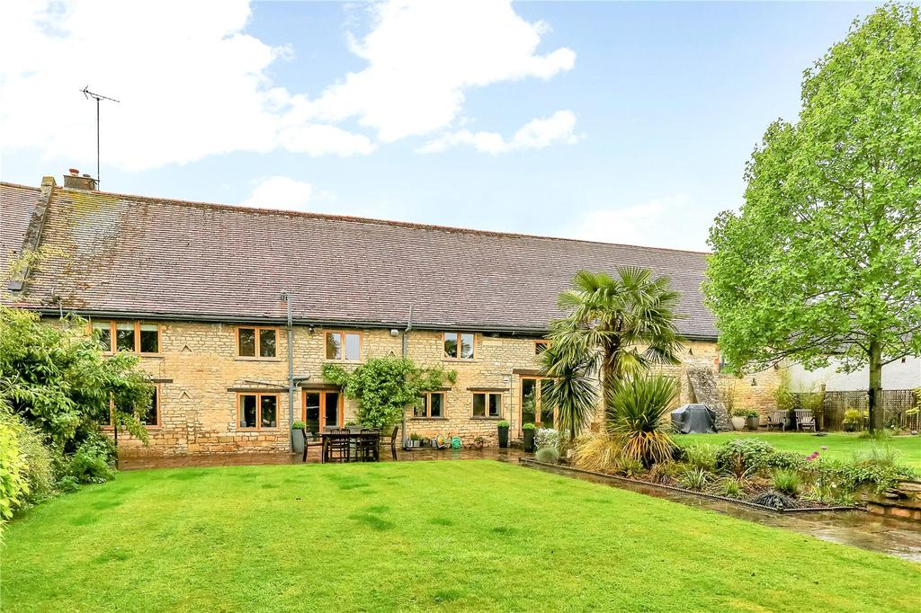 5 Bedrooms Barn Conversion Character Property for sale in Barn End, Empingham, Oakham, Rutland