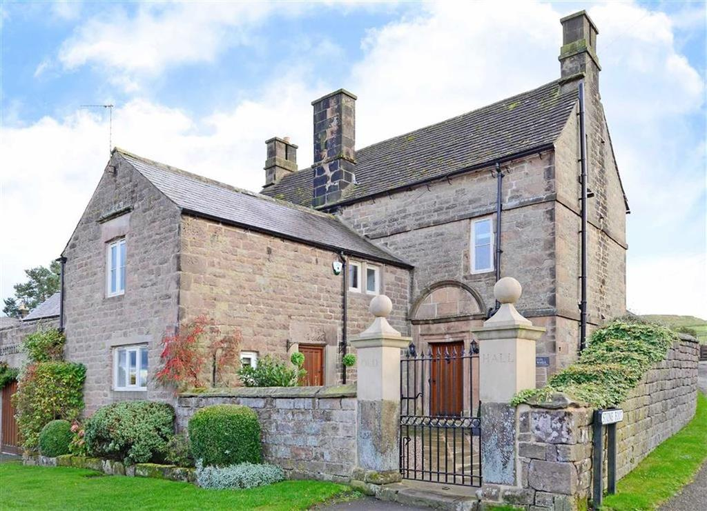 5 Bedrooms Detached House for sale in Old Hall, Main Street, Elton, Matlock, Derbyshire, DE4