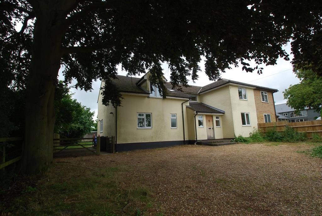 4 Bedrooms Semi Detached House for sale in Westley