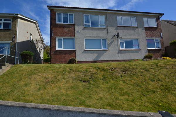 2 Bedrooms Flat for sale in 19E Seafield Court, Ardrossan, KA22 8NS
