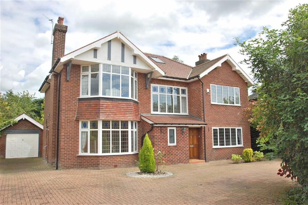 5 Bedrooms Detached House for sale in Carrwood Avenue, Bramhall, Cheshire