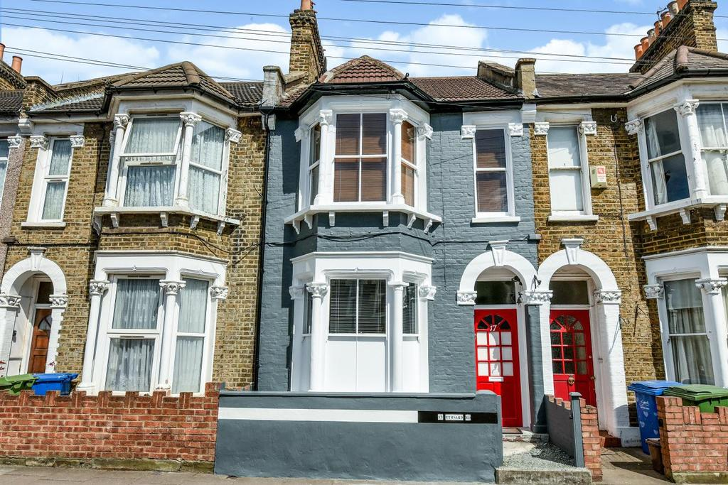 3 Bedrooms Terraced House for sale in Ethnard Road, Peckham, SE15