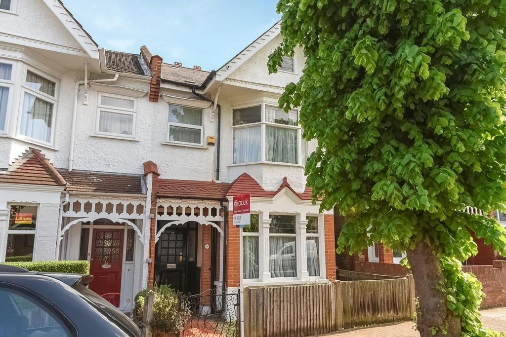 3 Bedrooms Semi Detached House for sale in Gracedale Road, Furzedown, SW16