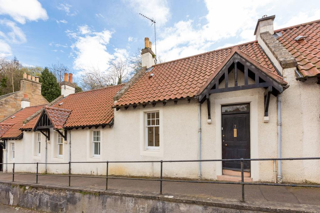 1 Bedroom Terraced House for sale in 7 Spylaw Street, Colinton, EH13 0JS