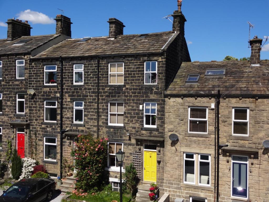5 Bedrooms Terraced House for sale in Springfield Place, Guiseley
