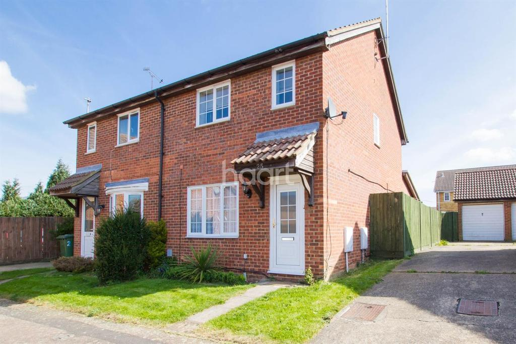 3 Bedrooms Semi Detached House for sale in Fieldfare Green