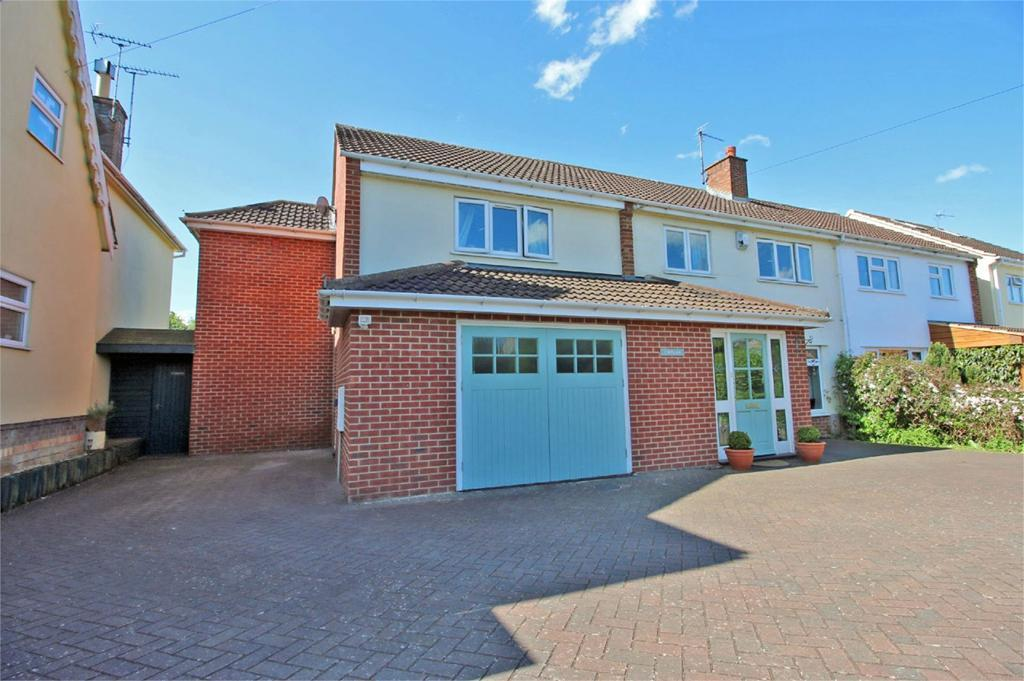 4 Bedrooms Semi Detached House for sale in The Reddings, Cheltenham