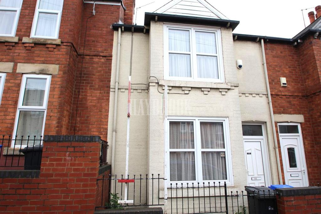 2 Bedrooms Terraced House for sale in Birdwell Road, Wincobank