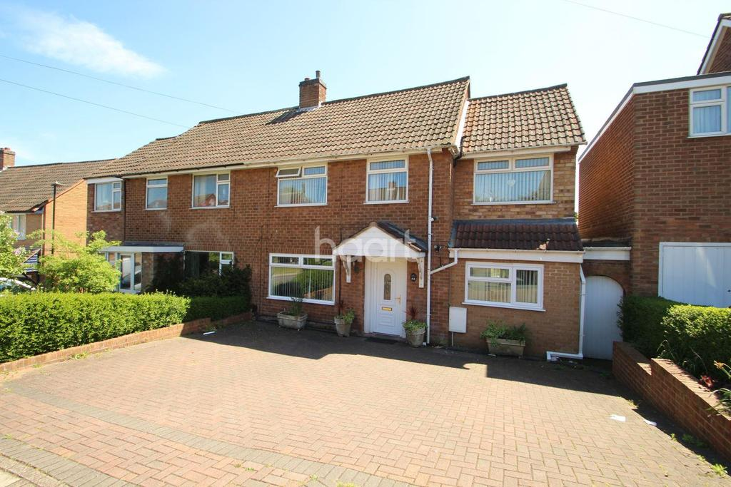 6 Bedrooms Semi Detached House for sale in Long Mynd Road, Bourneville Village Trust