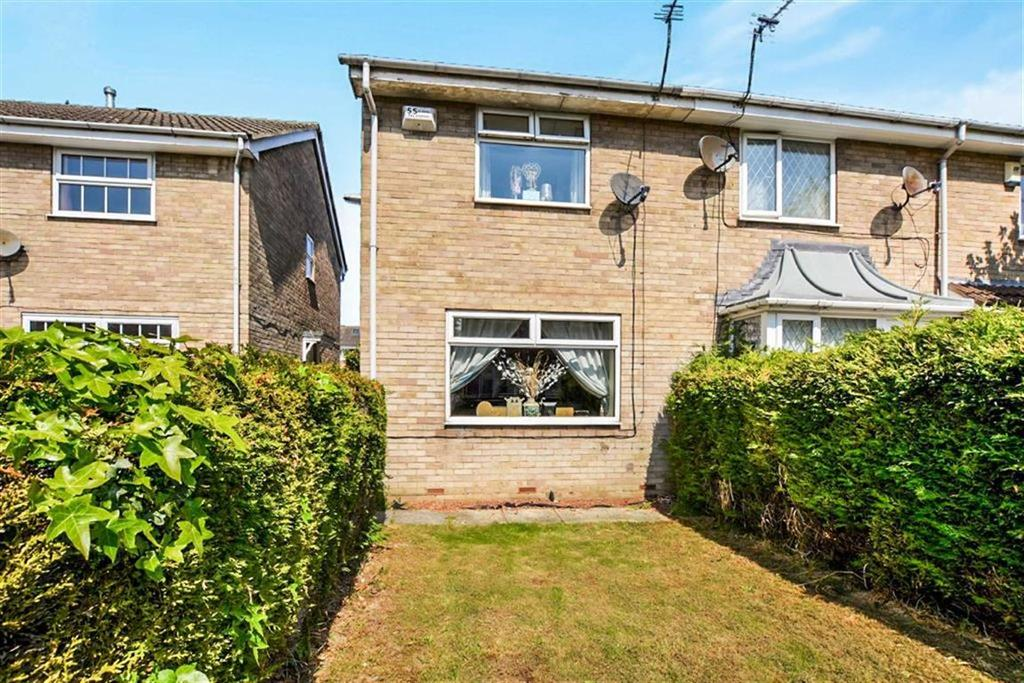 2 Bedrooms End Of Terrace House for sale in Boulsworth Avenue, Hull, HU6