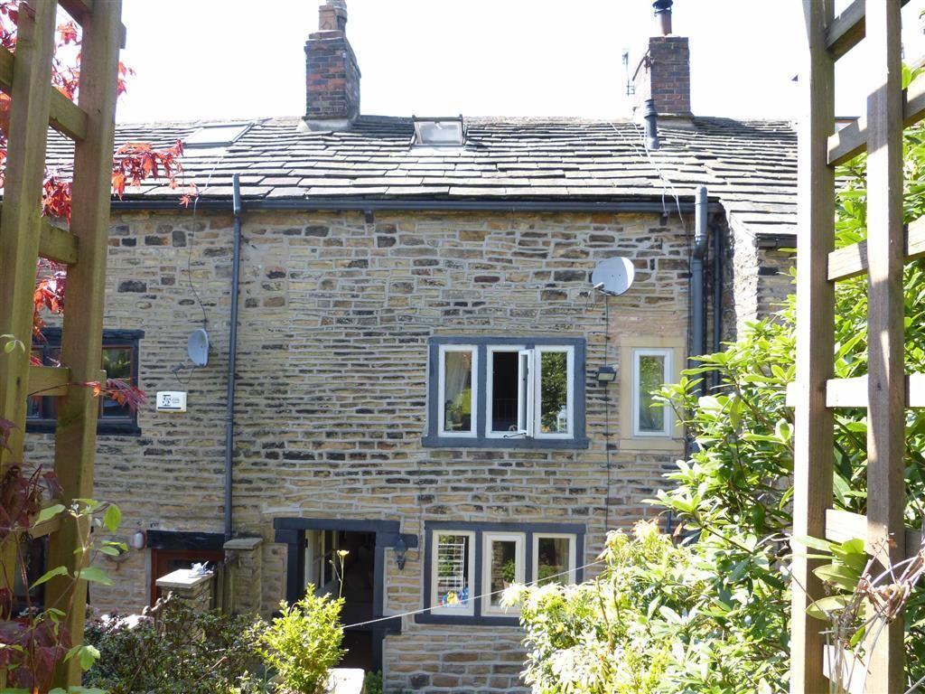 1 Bedroom Terraced House for sale in Wesley Street, Old Glossop
