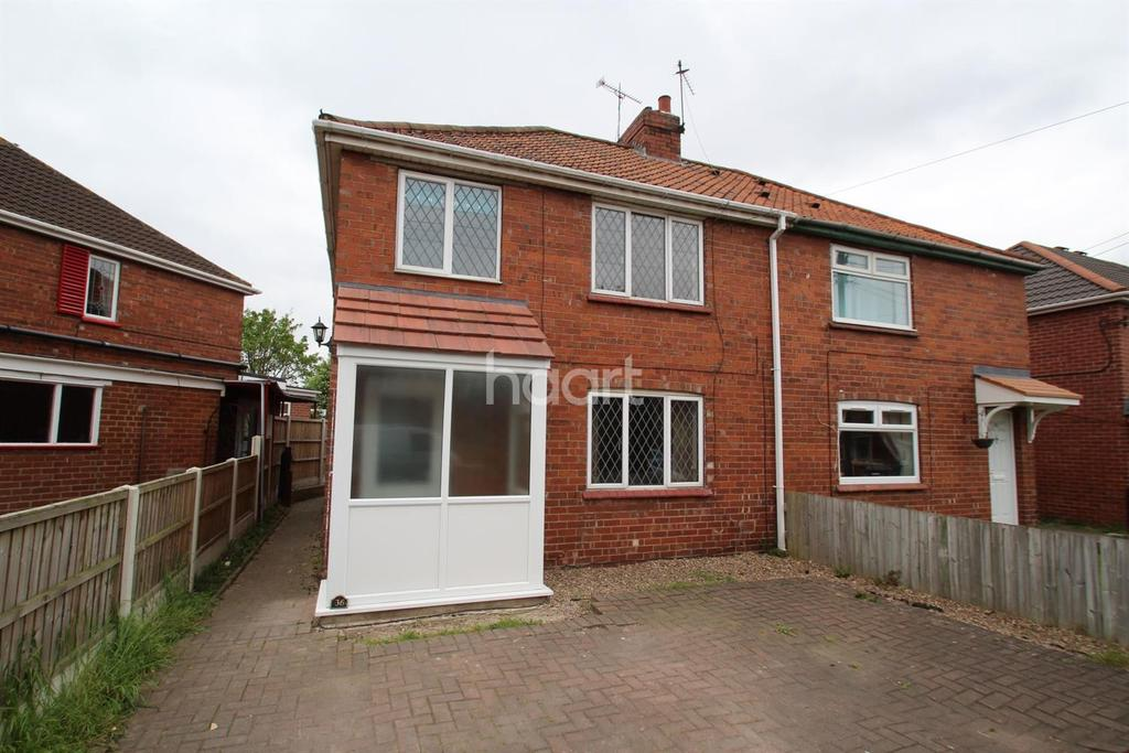 3 Bedrooms Semi Detached House for sale in Milcroft Crescent, Hatfield