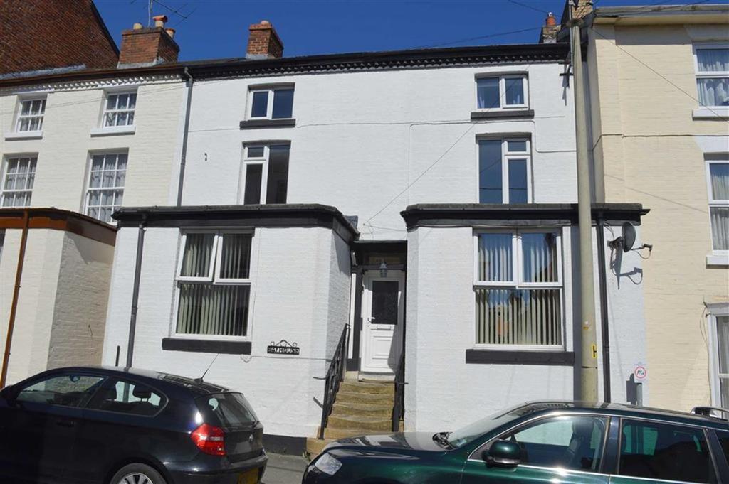 7 Bedrooms Terraced House for sale in Bay House, Bryn Street, Bryn Street, Newtown, Powys, SY16