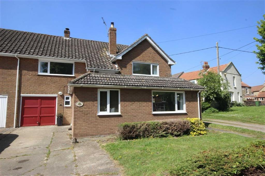 4 Bedrooms Semi Detached House for sale in The Green, Ingham, Lincoln, Lincolnshire
