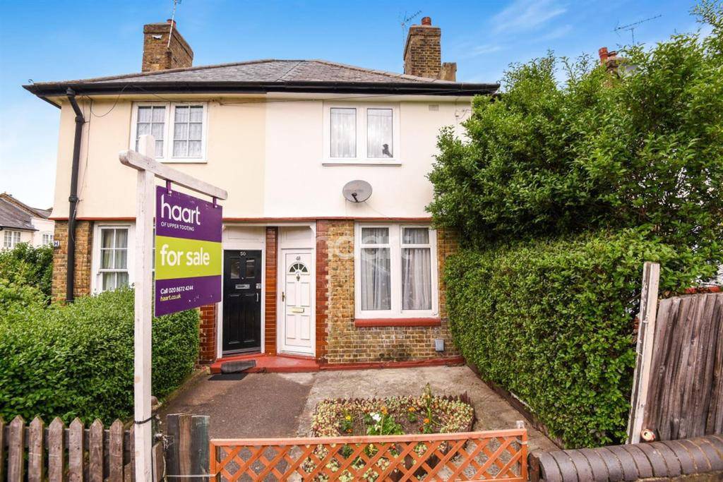 2 Bedrooms Cottage House for sale in Blakenham Road, Tooting, SW17