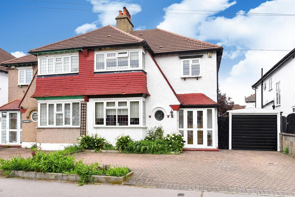 4 Bedrooms Semi Detached House for sale in Green Lane, Norbury, SW16