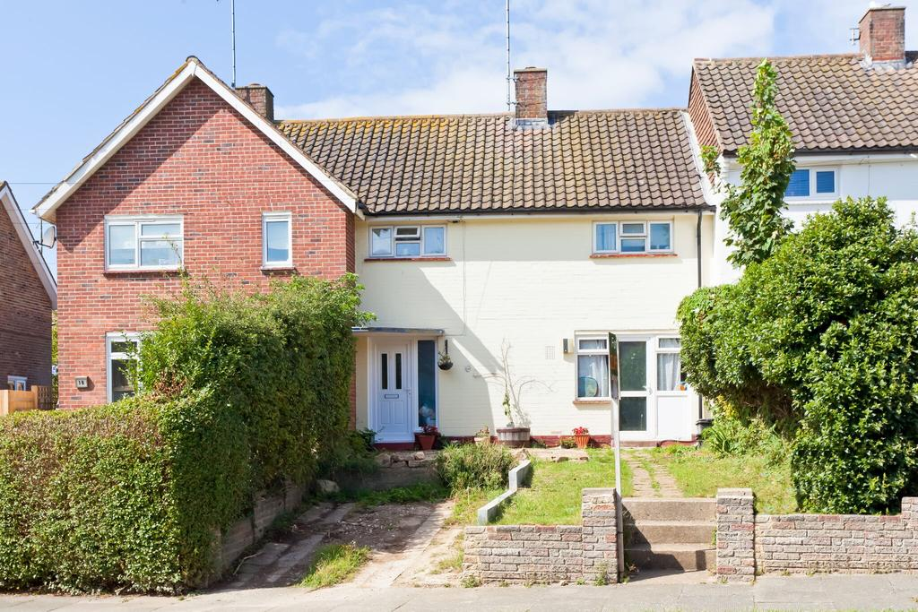 2 Bedrooms Terraced House for sale in Foxdown Road, Woodingdean, Brighton BN2