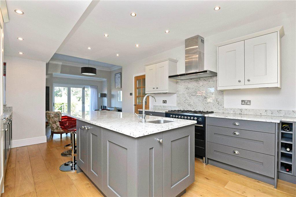 5 Bedrooms Detached House for sale in Northcote Fold, Linton, Wetherby, West Yorkshire
