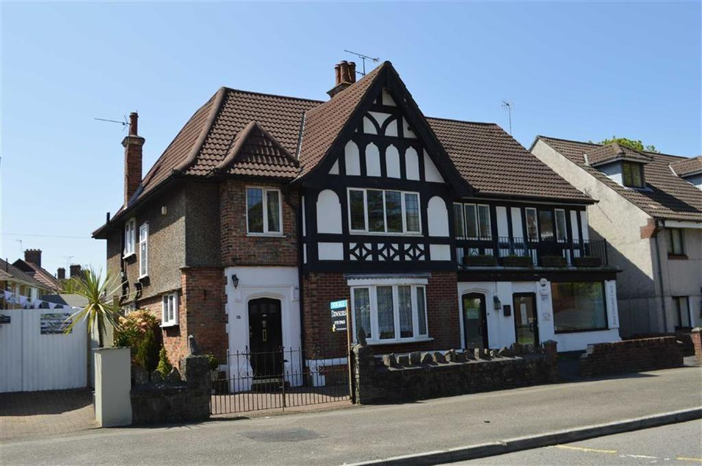 3 Bedrooms Semi Detached House for sale in Glanmor Road, Swansea, SA2
