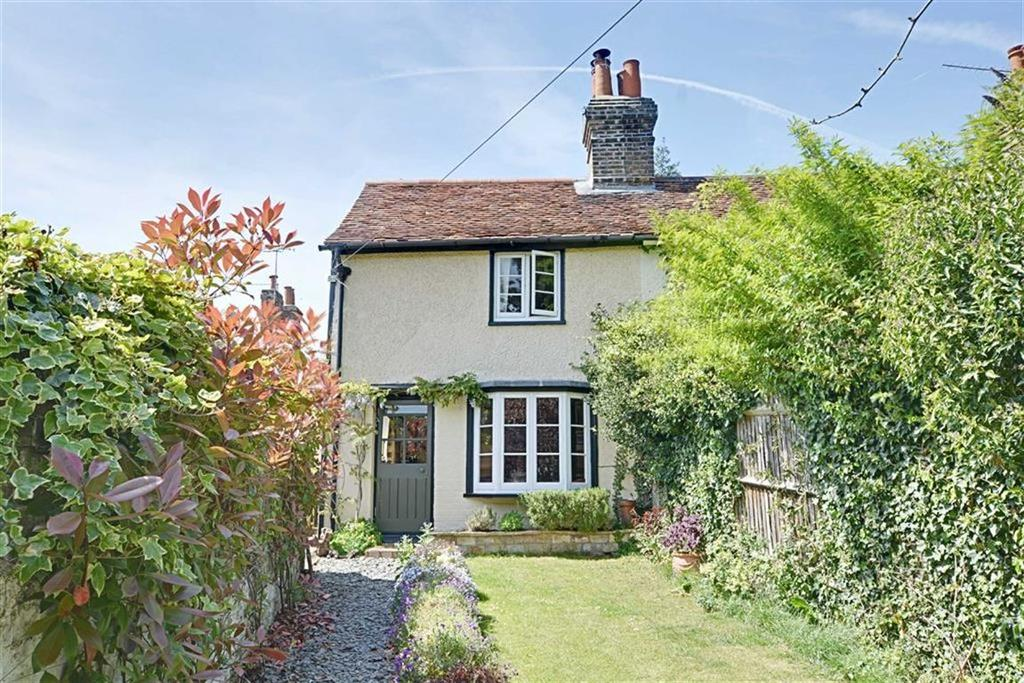 2 Bedrooms Semi Detached House for sale in Hertingfordbury Road, Hertingfordbury, Herts, SG14