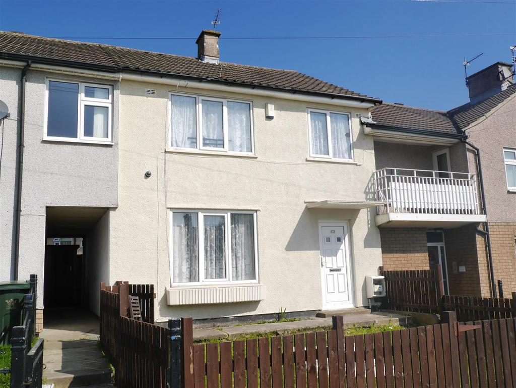 3 Bedrooms Town House for sale in Holmewood Road, Holmewood